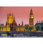 PUZZLE MONUMENT DE LONDRES : 500 PIECES - CLEMENTONI - 30378