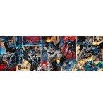 PUZZLE PANORAMA BATMAN 1000 PIECES - COLLECTION DC COMICS - CLEMENTONI - 39574
