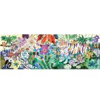 PUZZLE PANORAMA LES TIGRES ARC EN CIEL 1000 PIECES - COLLECTION MARTYNA ZOLTASZEK - DJECO - DJ07647