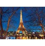 PUZZLE PARIS : LA TOUR EIFFEL 2000 PIECES - COLLECTION PAYS - CLEMENTONI - 32554