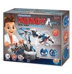 ROBOT BRAS HYDRAULIQUE A CONSTRUIRE - BUKI SCIENCES - 7505
