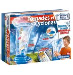 TORNADES ET CYCLONES - SCIENCE & JEU - CLEMENTONI - 52034