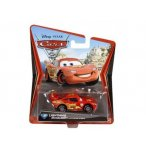 VEHICULE CARS 2 FLASH MCQUEEN - VOITURE MINIATURE - MATTEL - V2797