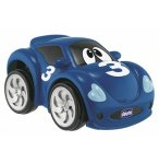VOITURE TURBO TOUCH FAST BLUE - CHICCO - 61780