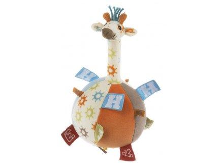 BALLE HOCHET GIRAFE GINI - HAPPY HORSE - 16535