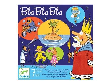 BLA BLA BLA - DJECO - DJ08462 - JEU DE SOCIETE FAMILIAL