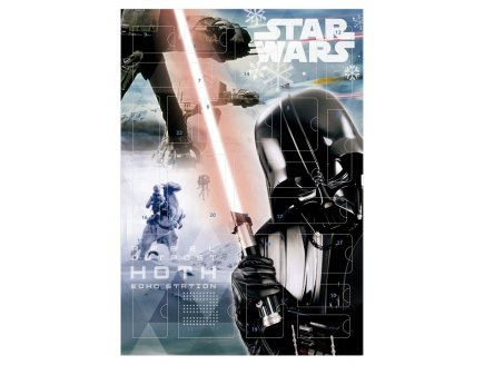 CALENDRIER DE L'AVENT STAR WARS - ECRITURE ET CREATION