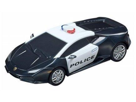 Gyrophare Carrera Go Voiture Huracán Lamborghini Police Avec WeDH9E2IY