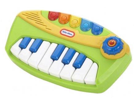 CLAVIER MUSICAL ELECTRONIQUE - POPTUNES - LITTLE TIKES - 624322E4C