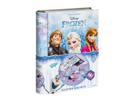 COFFRET CREATION DE MAGNETS LA REINE DES NEIGES - TOTUM - 680197