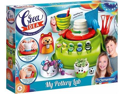CREA IDEA TOUR DE POTIER - POTERIE - CLEMENTONI - 15236