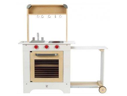 Hape cuisine du chef en bois for Cuisine hape