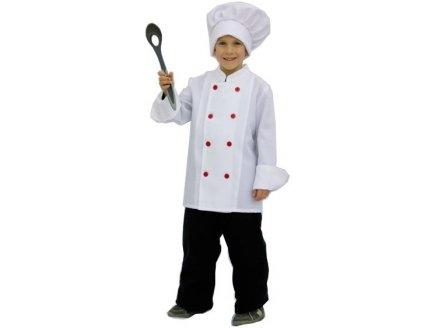 Costume de dguisement enfant mtier set de dguisement for Cuisine 6 ans