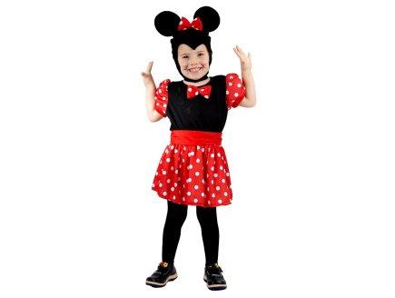 costume de d guisement souris minnie fille 2 4 ans. Black Bedroom Furniture Sets. Home Design Ideas