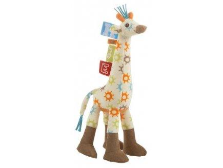 DOUDOU GIRAFE GINI 27 CM - HAPPY HORSE - 16530