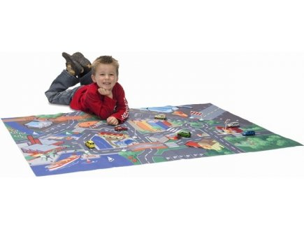 majorette play carpet moins cher tapis de route ville jouet garon achat tapis de jeu pour petites. Black Bedroom Furniture Sets. Home Design Ideas