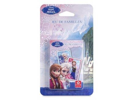 Jeu de 7 familles frozen - Jeu reine des neiges en ligne ...