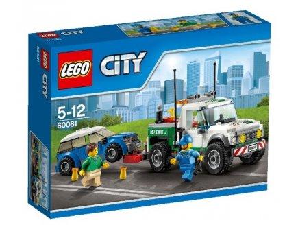 LEGO CITY 60081 LE PICK-UP DEPANNEUSE