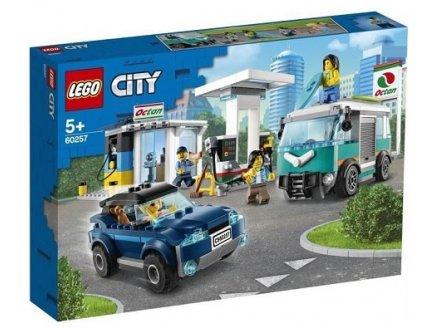 LEGO CITY 60257 LA STATION-SERVICE