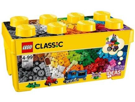 lego classic 10696 bo te de briques cr atives jeu jouet. Black Bedroom Furniture Sets. Home Design Ideas