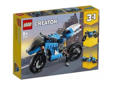LEGO CREATOR 31114 LA SUPER MOTO