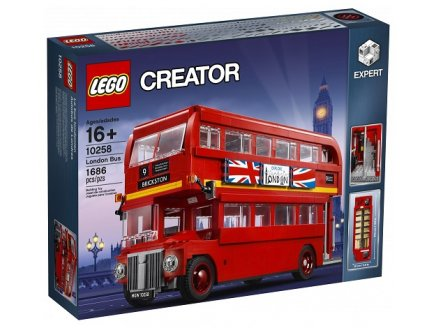 LEGO CREATOR EXPERT 10258 LE BUS LONDONIEN