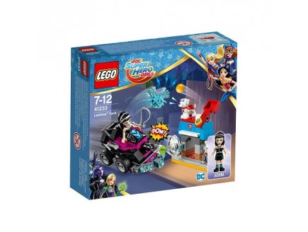 LEGO DC SUPER HERO GIRLS 41233 LE TANK DE LASHINA