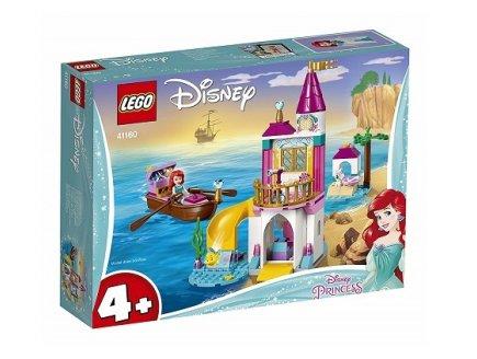 LEGO DISNEY PRINCESS 41160 LE CHATEAU EN BORD DE MER D'ARIEL