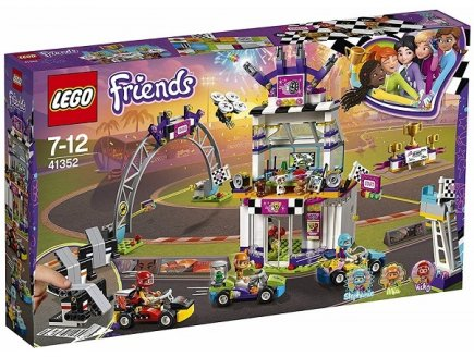 LEGO FRIENDS 41352 LA GRANDE COURSE