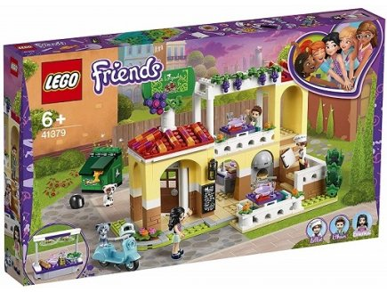 LEGO FRIENDS 41379 LE RESTAURANT DE HEARTLAKE CITY
