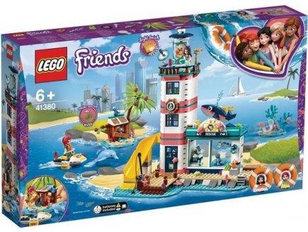 LEGO FRIENDS 41380 LE CENTRE DE SAUVETAGE DU PHARE