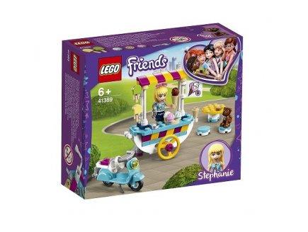 LEGO FRIENDS 41389 LE CHARIOT DE CREMES GLACEES