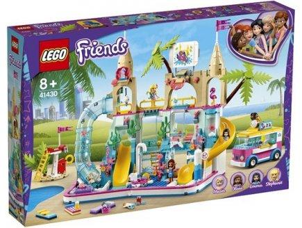 LEGO FRIENDS 41430 LE PARC AQUATIQUE PLAISIRS D'ETE