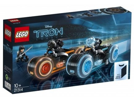 LEGO IDEAS 21314 TRON : L'HERITAGE