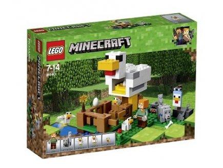 Prix Le 21140 Meilleur Minecraft Lego Poulailler Vente Au 2EH9DI