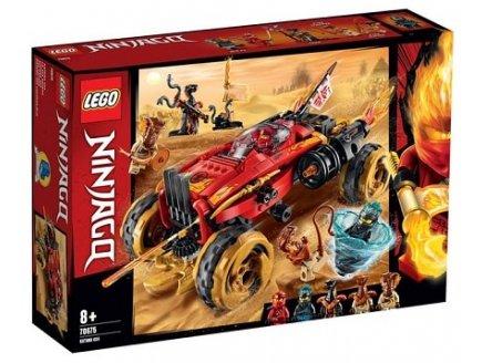 LEGO NINJAGO 70675 LE 4X4 KATANA