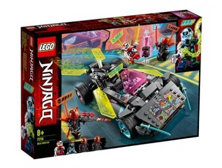 LEGO NINJAGO 71710 LA VOITURE NINJA