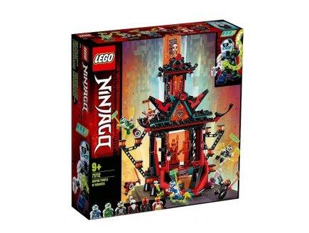 LEGO NINJAGO 71712 LE TEMPLE DE LA FOLIE DE L'EMPIRE
