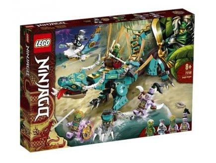 LEGO NINJAGO 71746 LE DRAGON DE LA JUNGLE