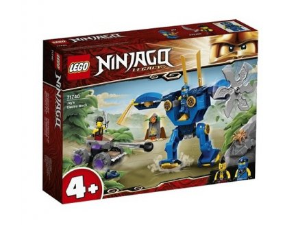 LEGO NINJAGO LEGACY 71740 L'ELECTROROBOT DE JAY