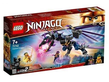 LEGO NINJAGO LEGACY 71742 LE DRAGON D'OVERLORD