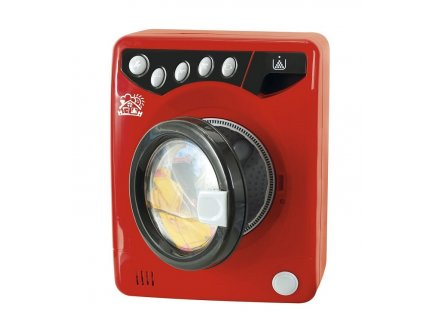 jouet machine laver r aliste rouge univers m nage enfant. Black Bedroom Furniture Sets. Home Design Ideas