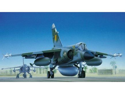 MAQUETTE AVION MILITAIRE MIRAGE F1 CT - ECHELLE 1/72 - HELLER - 80316