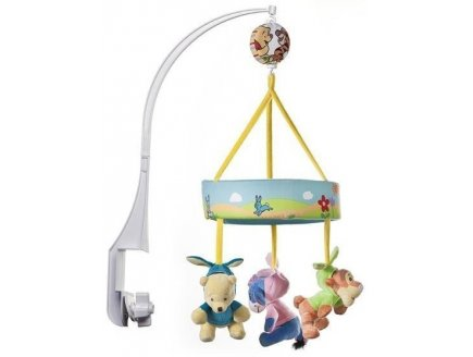 MOBILE MUSICAL BEBE WINNIE L'OURSON - DISNEY - NICOTOY