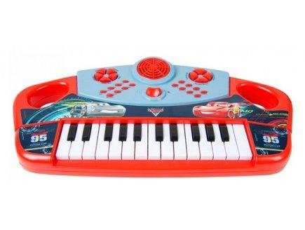 PIANO CARS 3 DISNEY PIXAR - CLAVIER MUSICAL ELECTRONIQUE - SAMBRO