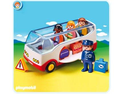 Playmobil 123 playmobil 6773 bus playmobil - Autocar playmobil ...