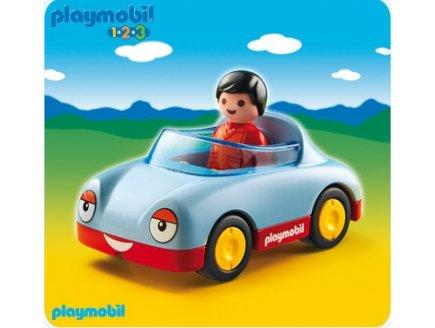 playmobil 123 playmobil 6790 achat vente cabriolet playmobil. Black Bedroom Furniture Sets. Home Design Ideas