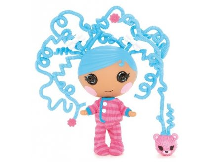POUPEE BUNDLES SNUGGLE STUFF LALALOOPSY LITTLES SILLY HAIR 18 CM - GIOCHI