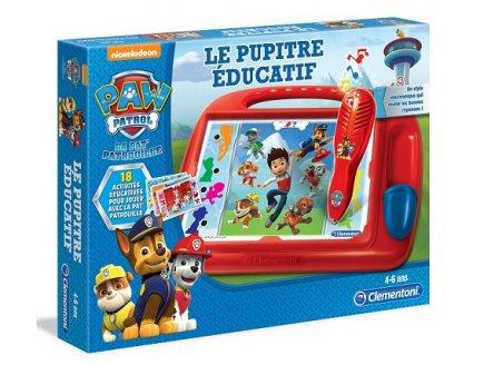 PUPITRE EDUCATIF PAT'PATROUILLE - CLEMENTONI - 52142 - JEU ELECTRONIQUE