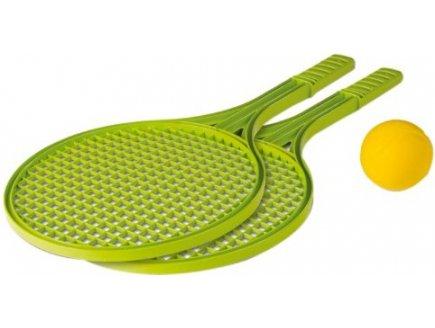 Raquettes de tennis en plastique raquettes tennis play for Piscine a balle mousse